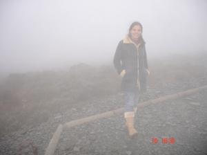 Eu e a Pedra Furada ao fundo... :) (Foto de 2006)