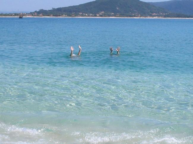 É de se perder nas profundezas do mar sem fim... :)