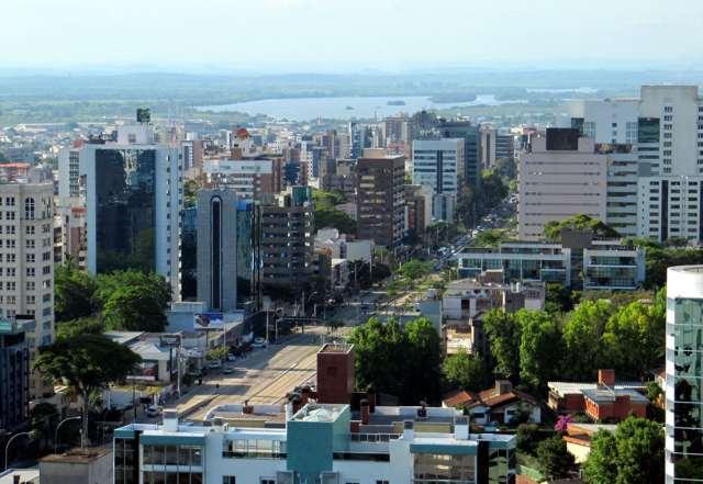 Região da Carlos Gomes: Foto aqui