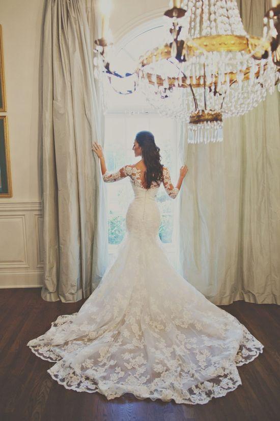 Para um casamento tradicional