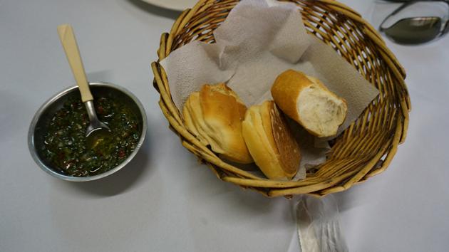 Pão-e-Molho