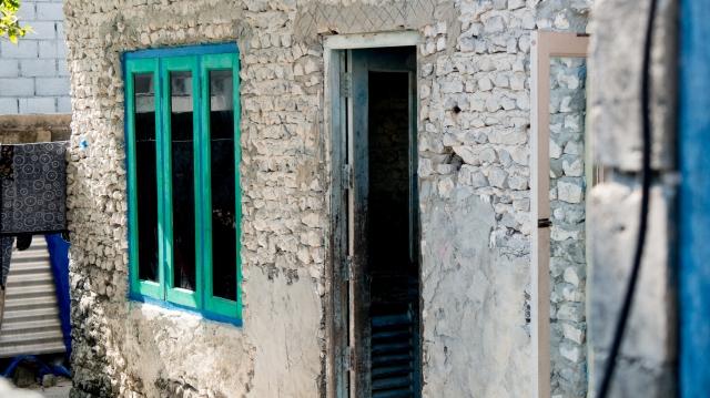 Paredes de Corais das casas antigas
