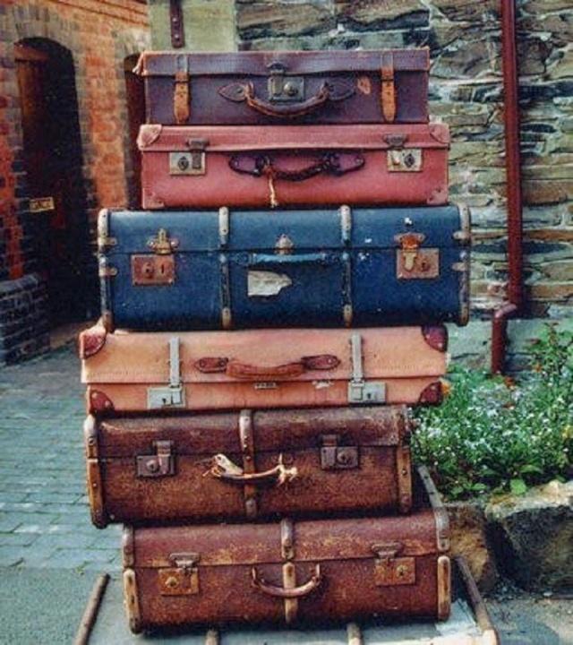 Tirem suas malas do armário!!!  :D :D